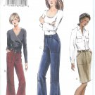 V7805 Vogue Pattern Skirt, Pants Misses/Misses Petite Size 6, 8, 10