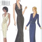 V7642 Vogue Pattern Dress Misses Size 8, 10, 12