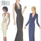V7642 Vogue Pattern Dress Misses Size 8, 10, 12