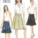 V7416 Vogue Pattern Skirt Misses Size 14, 16, 18