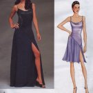 V2496 Vogue Pattern BELLVILLE SASSOON Dress Miss Size 8, 10, 12