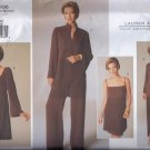 V2006 Vogue Pattern LAUREN SARA Dress, Tunic, Skirt, Pants Miss Petite Size 8, 10, 12