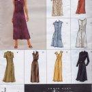 V2412 Vogue EASY OPTIONS Pattern Dress Miss Petite Size 14, 16, 18