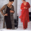 V2171 Vogue Pattern TOM and LINDA PLATT  Women Petite Size 20W, 22W, 24W