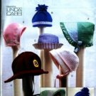 V7705 Vogue Baby Bonnets Designed By LINDA CARR