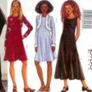 B3321 Butterick FAST EASY Jacket, Dress Girls PLUS Size 7,8,10,12,14