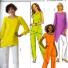 B4554 Butterick Pattern Tunic and Pants Miss Size 8-10-12-14