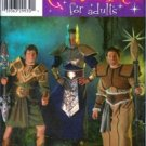 S4085 Simplicity Pattern COSTUMES for ADULTS Mens Size  AA XS, S, M