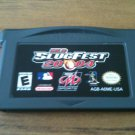 MLB SlugFest Baseball 2004 (Nintendo Game Boy Advance, 2003)