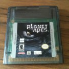 Planet of the Apes (Nintendo Game Boy Color)