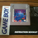 Tetris with Instruction Booklet (Nintendo Game Boy, 1989)
