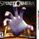 Spirit Camera: The Cursed Memoir (Nintendo 3DS, 2012 -- COMPLETE)