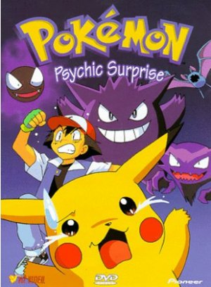 Pokemon - Psychic Surprise (DVD, 1999)