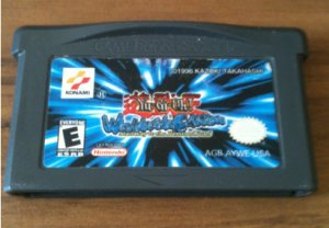 Yu-Gi-Oh! Worldwide Edition: Stairway to the Destined Duel (Nintendo Game Boy Advance,