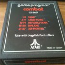 Atari 2600 - Tank/Tank Pong/Invisible-Tank/Biplane/Jet-Fighter (CX-2601, cartridge only)