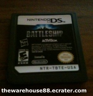 Battleship (Nintendo DS, 2012)