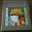 Kirby's Dream Land (Nintendo Game Boy, 1992)