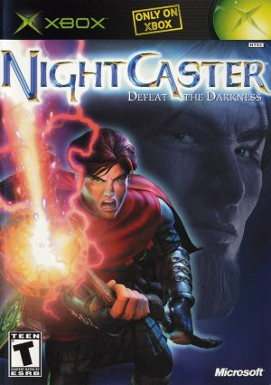 NightCaster - Defeat The Darkness (Microsoft Xbox, 2001)