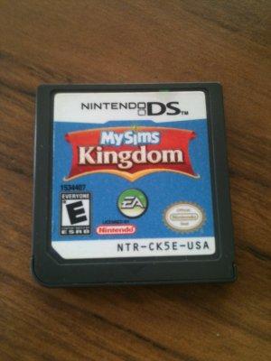 MySims Kingdom (Nintendo DS, 2008)