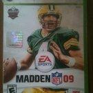 Madden NFL '09 (Microsoft Xbox 360, 2008)