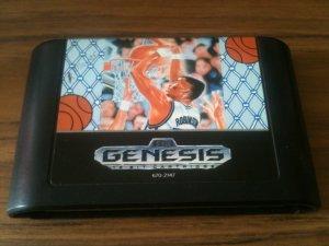 David Robinson's Supreme Court (Sega Genesis, 1991)