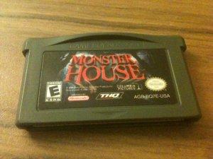 Monster House (Nintendo Game Boy Advance, 2006)