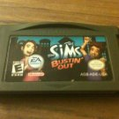 The Sims - Bustin&#39; Out (Nintendo Game Boy Advance, 2003)