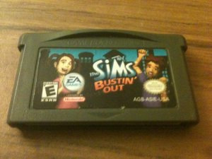 The Sims - Bustin' Out (Nintendo Game Boy Advance, 2003)