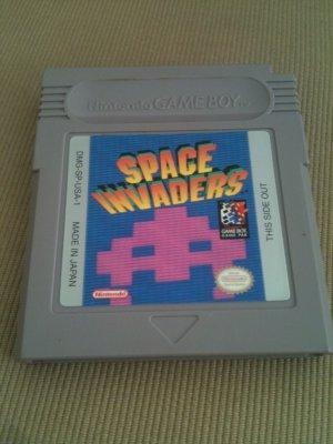 Space Invaders (Nintendo Game Boy, 1999)