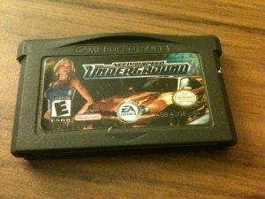 Need For Speed Underground (Nintendo Game Boy Advance, 2003)