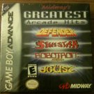 FACTORY SEALED: Midway's Greatest Arcade Hits (Nintendo Game Boy Advance)