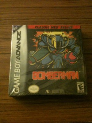 FACTORY SEALED: Bomberman - Classic NES Series (Nintendo Game Boy Advance)