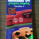 Nintendo 64 Pocket Power Guide, Volume 3 (Prima, 1998)