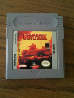 Super Battletank (Nintendo Game Boy, 1994)