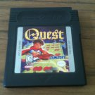 Quest - Fantasy Challenge (Nintendo Game Boy Color, 1998)
