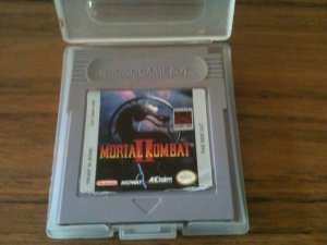 Mortal Kombat 2 (Nintendo Game Boy, 1994)