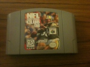 NFL Quarterback Club '98 (Nintendo 64, 1997)