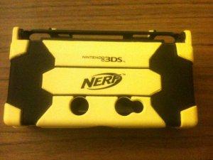 Nerf Armor for Nintendo 3DS (Hasbro, 2011)