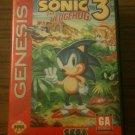 Sonic the Hedgehog 3 (Sega Genesis, 1994)