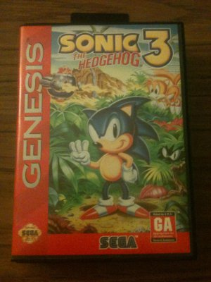 Sonic the Hedgehog 3 (Sega Genesis, 1994)