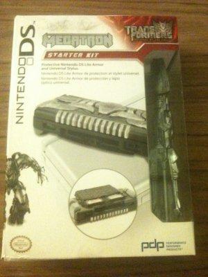 Nintendo DS Lite - Transformers Starter Kit, Megatron (2009)