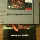Pit-Fighter w/ Instruction Booklet (Super Nintendo, 1990)