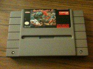Street Fighter II (Super Nintendo, 1991)