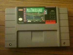 PGA Tour Golf (Super Nintendo, 1991)