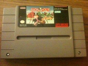 Monopoly (Super Nintendo, 1992)