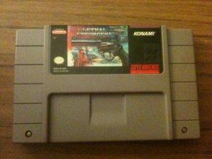 Lethal Enforcers (Super Nintendo, 1993)