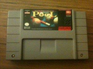 Championship Pool (Super Nintendo, 1993)