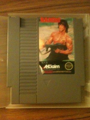 Rambo (Nintendo Entertainment System, 1989)