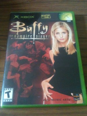 Buffy the Vampire Slayer (Microsoft Xbox, 2002)