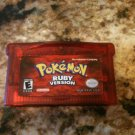 Pokemon - Ruby Version (Nintendo Game Boy Advance, 2003)